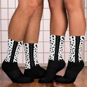 Stylish Socks – Bordertraveller Blackwhite