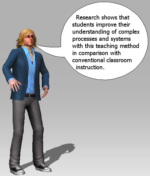 Interactive Learning in a Group