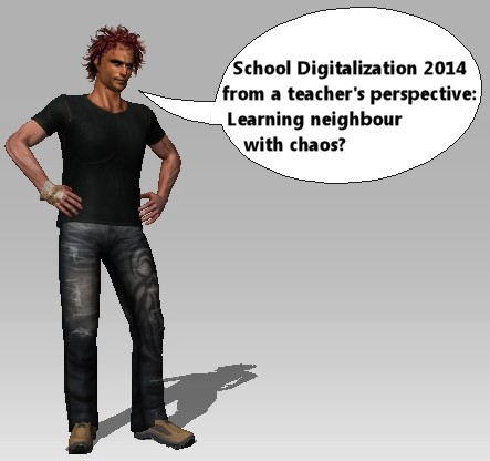 Digitalization of school Part 2 – Transformation of the Teacher's role