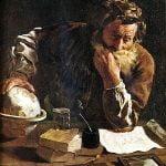 450px-Domenico-Fetti_Archimedes_1620