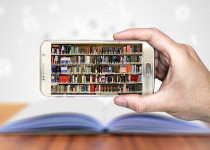 Paperbacks losing ground to eBooks