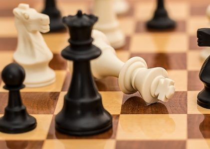 Which Cognitive skills do Strategy Games and Action Games train?