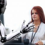 The future of work in a world with robots