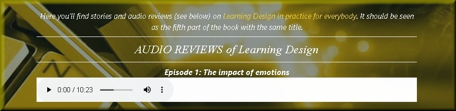Episode 1: The impact of emotions