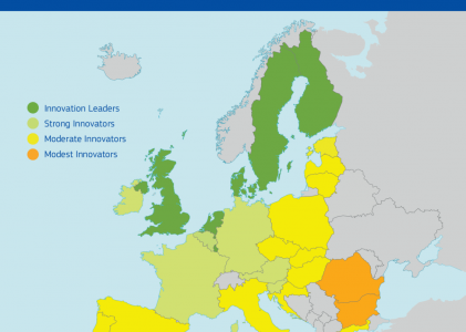 European Innovation Scoreboard: EU is gaining ground in the global competition