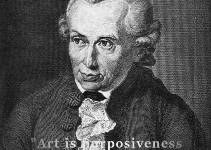 Neuroscience research supports Kant's Artwork theory