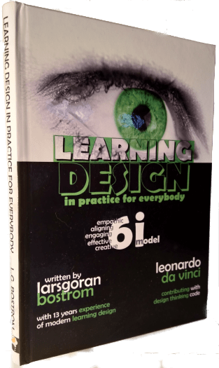 Learning design hardcover