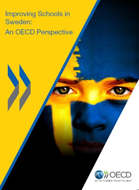 Latest News: OECD on Swedish school – Teacher's conditions and training must improve