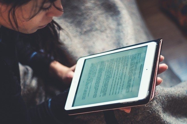 Digital tools improve the reading skills, new research