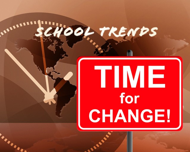 Latest News: Six trends that will develop Primary- and Secondary School