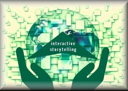 Interactive stories apps for branding