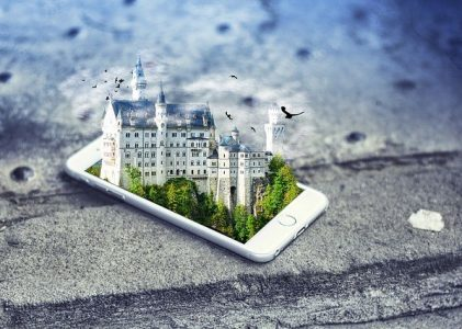 Augmented Reality: To bring the app-experience out of the phone