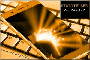 Storyteller On Demand - interactive books