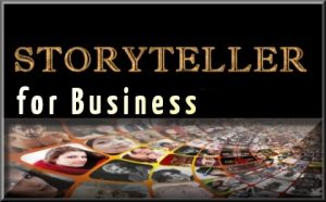 Storyteller for Business services provide sensible intelligence