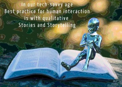 Storytelling for Brand Development in an interactive environment