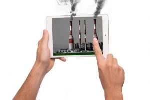 Advanced Environmental studies in School – A Digital Lab makes it possible