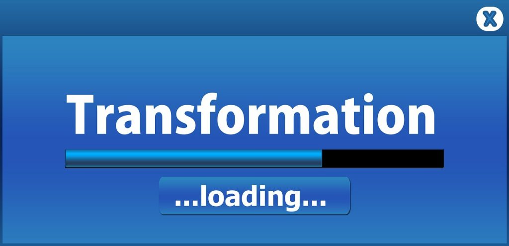 Digital Transformation - Empower research, content creation, lifelong learning