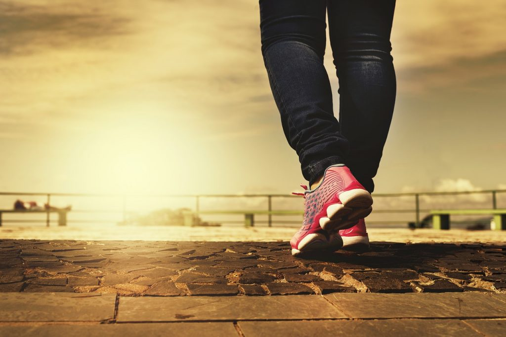 Competition better than support or collaboration for physical activity program